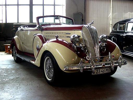Hudson Model 20 Roadster