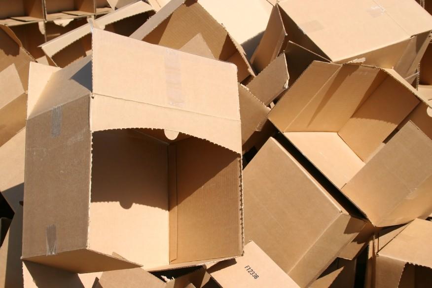 картон коробки