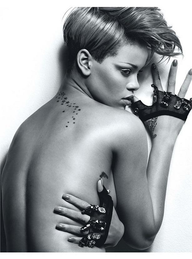Рианна (Rihanna) фото для журнала W