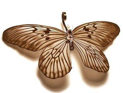 Механическая бабочка