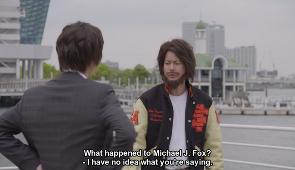 Sacchan Subs: The Last Cop - Episode 01: sacchanxd — LiveJournal
