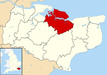 Non-metropolitan district Swale (Трясина)