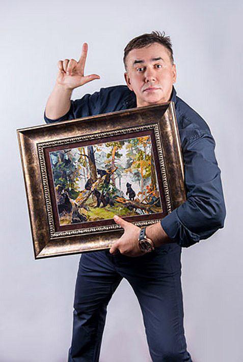 Умел ли Шишкин рисовать медведей?