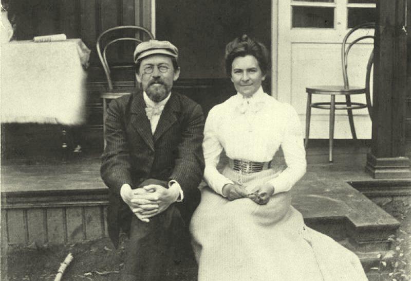 Жениться Чехов не хотел.