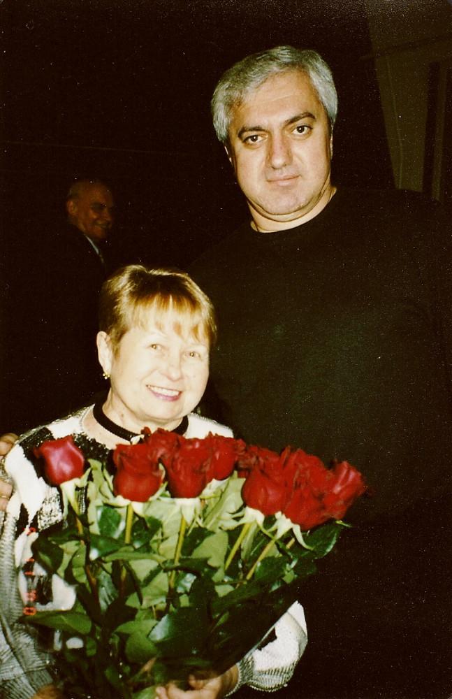 с Днем Рождения, Элгуджи Шалвович!
