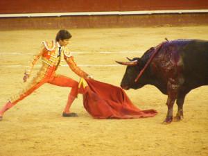 Испания. Коррида