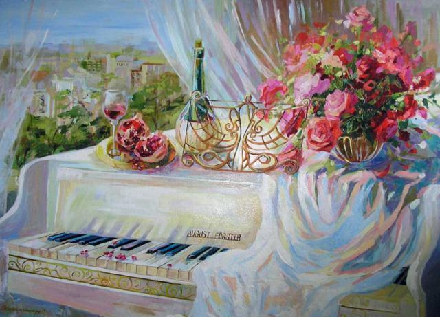 Белый рояль-1
