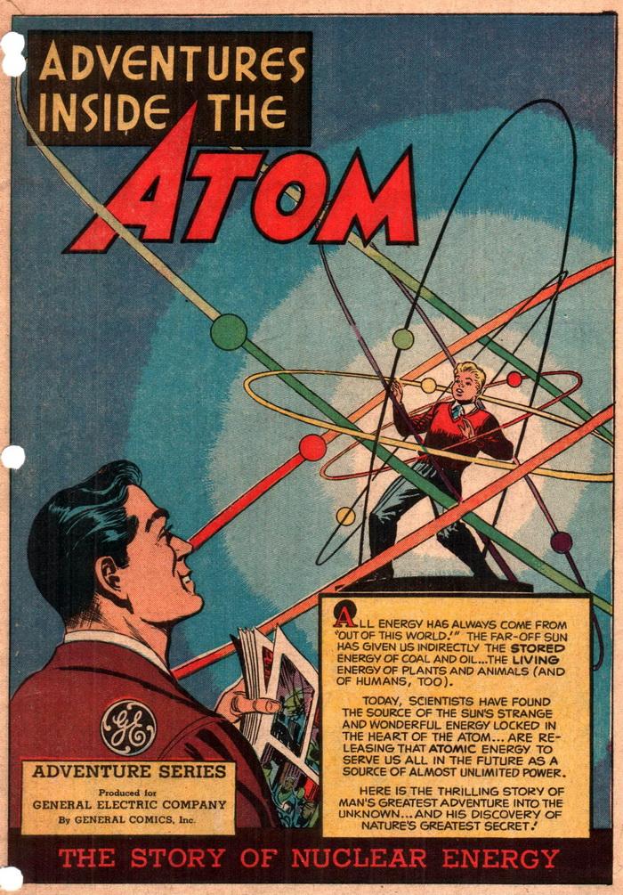 Атомный синдром. Часть первая