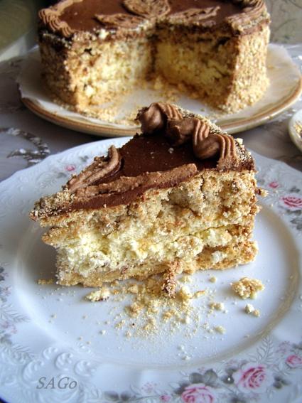 торт оттонель рецепт
