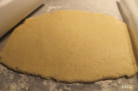 Творожные булочки с вяленой вишней 005