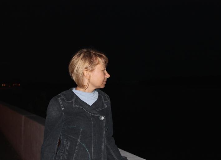 Набережная ночью 063