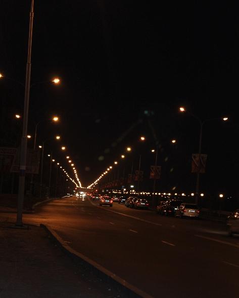 Набережная ночью 094