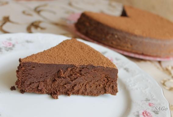 торт трюфель рецепт