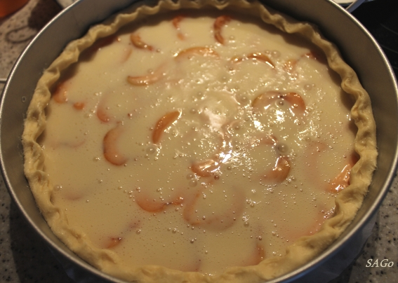 Пирог с абрикосами по-цветаевски 005