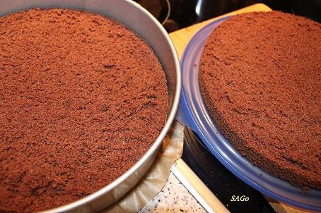 Торт Кофейный забайоне 012