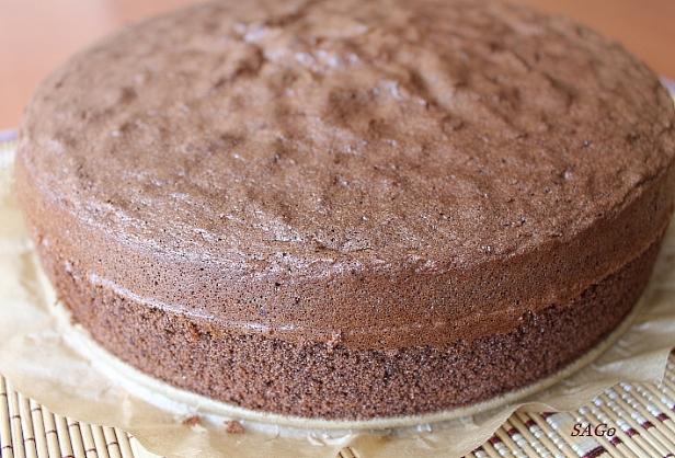 Торт Кофейный забайоне 060
