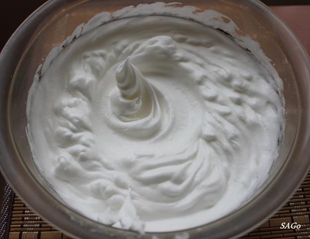 Торт Миндально-сливовый 005