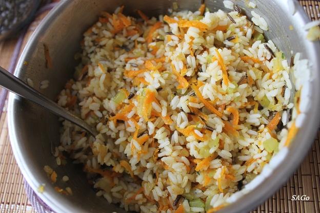 Тилапия с рисом и грушами 001