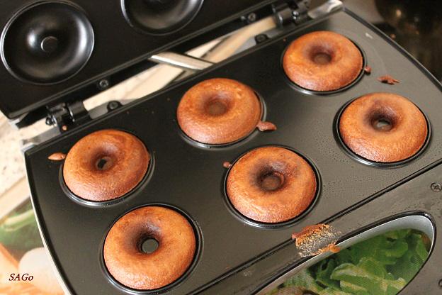 Рецепт пончиков для вафельницы