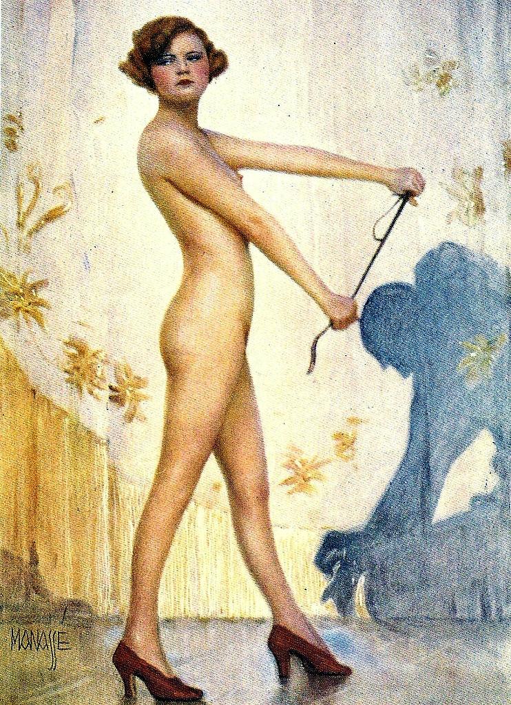 Domina,1931  Manasse