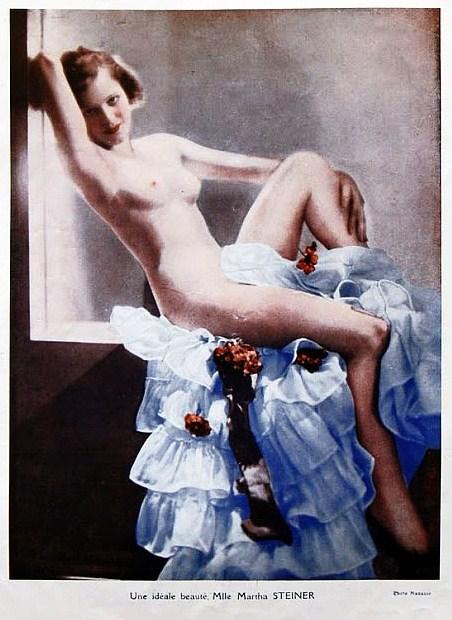 Martha Steiner. Manasse