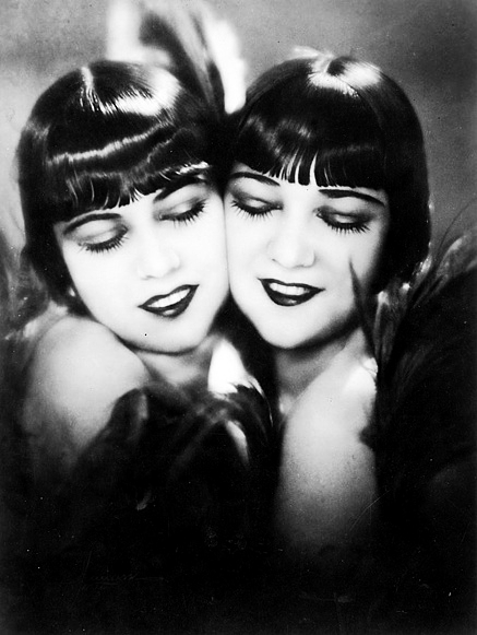 here they are again Sisters G tumview by Manasse,c.1925