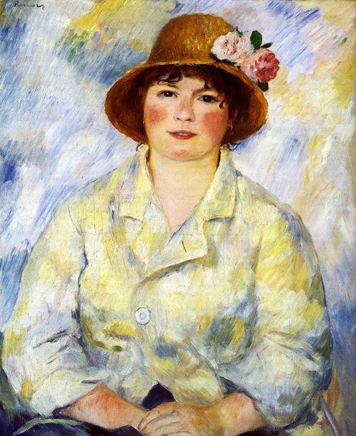 Aline-Charigot-future-Madame-Renoir-1885