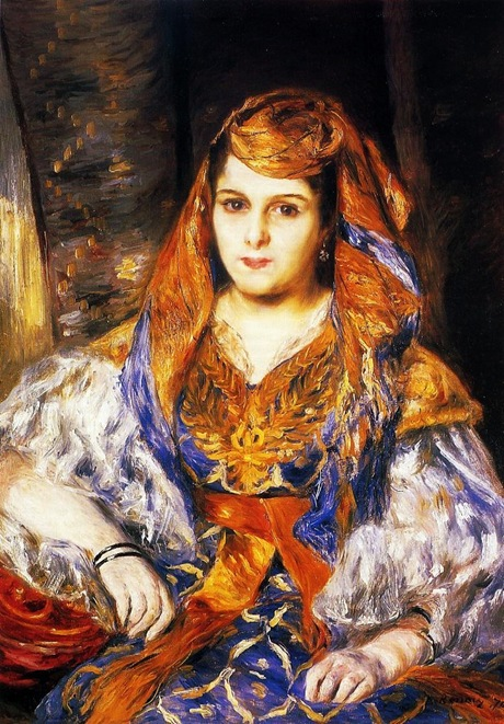 Madame-Stora-in-Algerian-Dress-1870