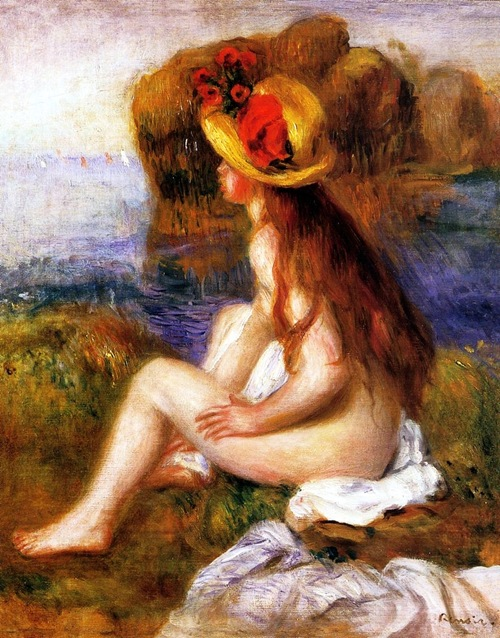 Nude-in-a-Straw-Hat-1892