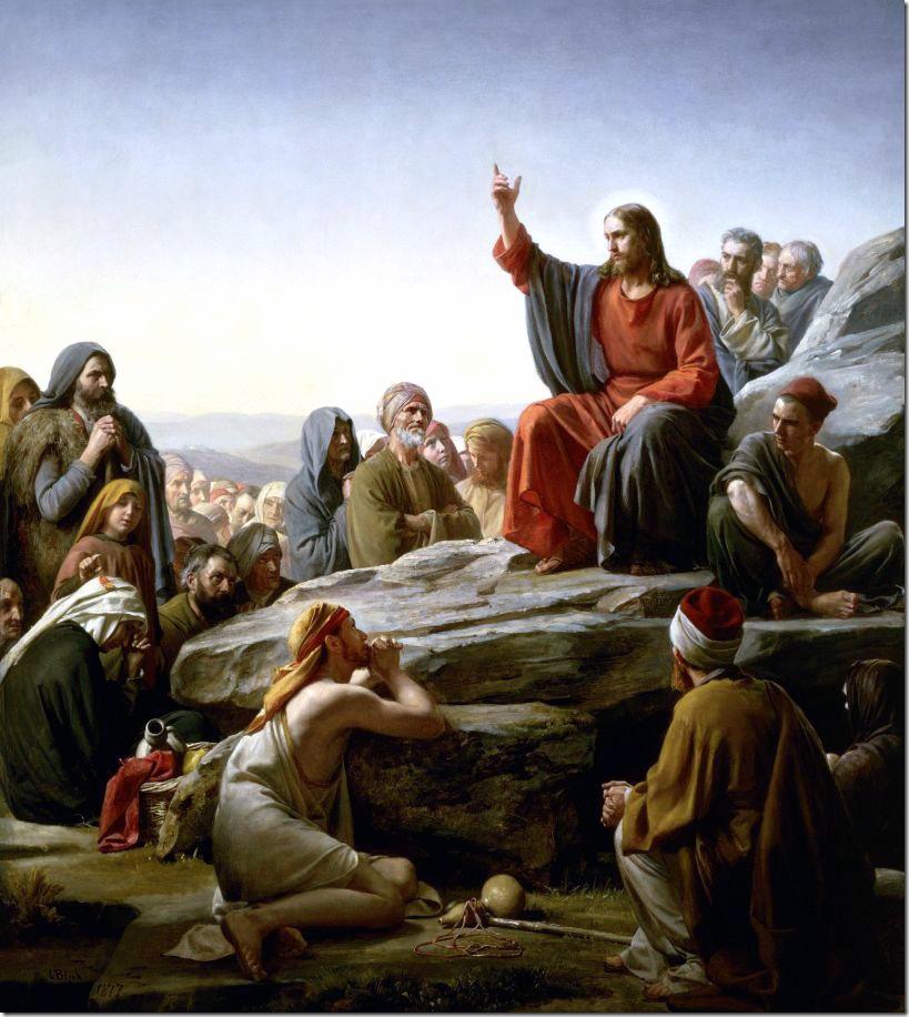 Карл Блох Нагорная проповедь
