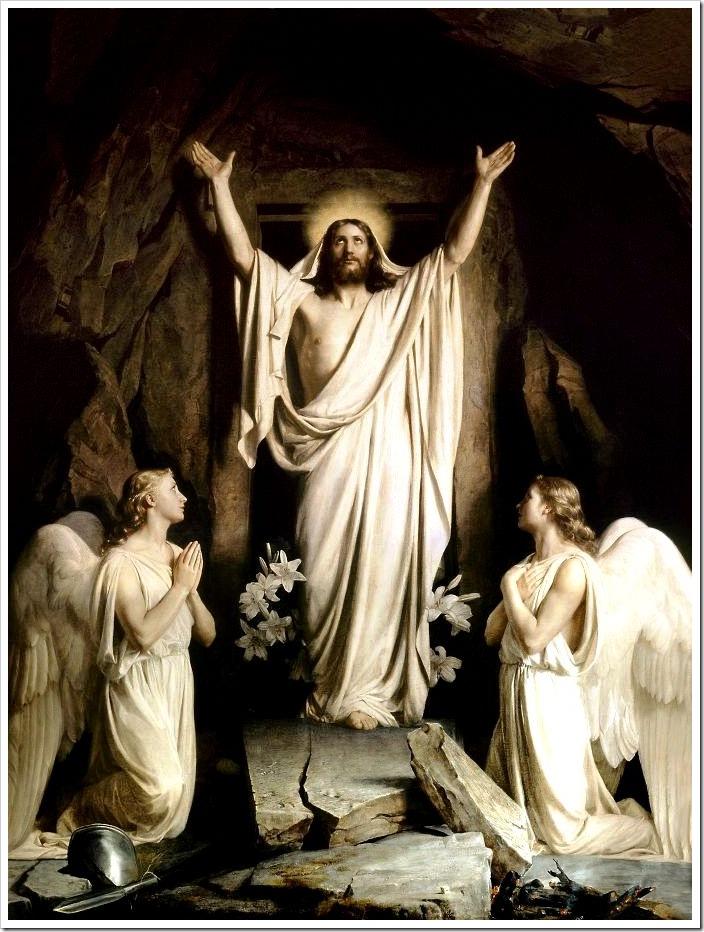 Карл Блох Воскресение Иисуса Христа