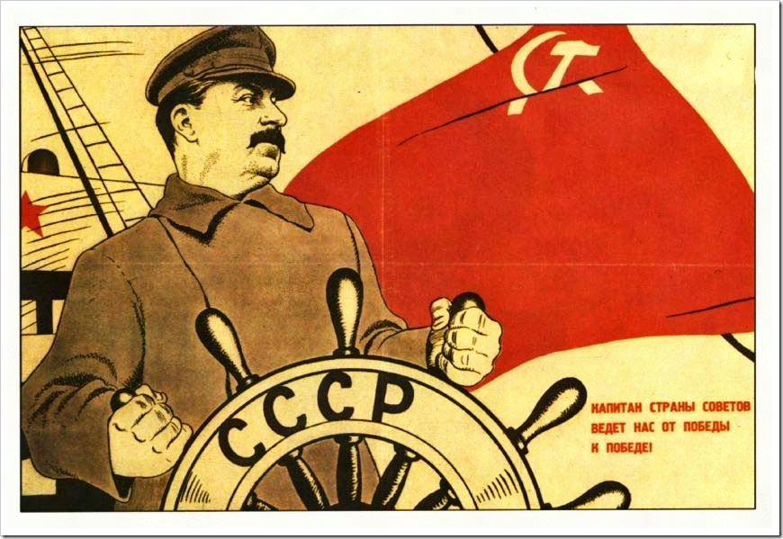 the success of stalin in retaining power in the soviet union