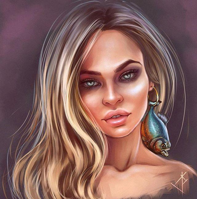 GoldFish_Nastya_Rybka