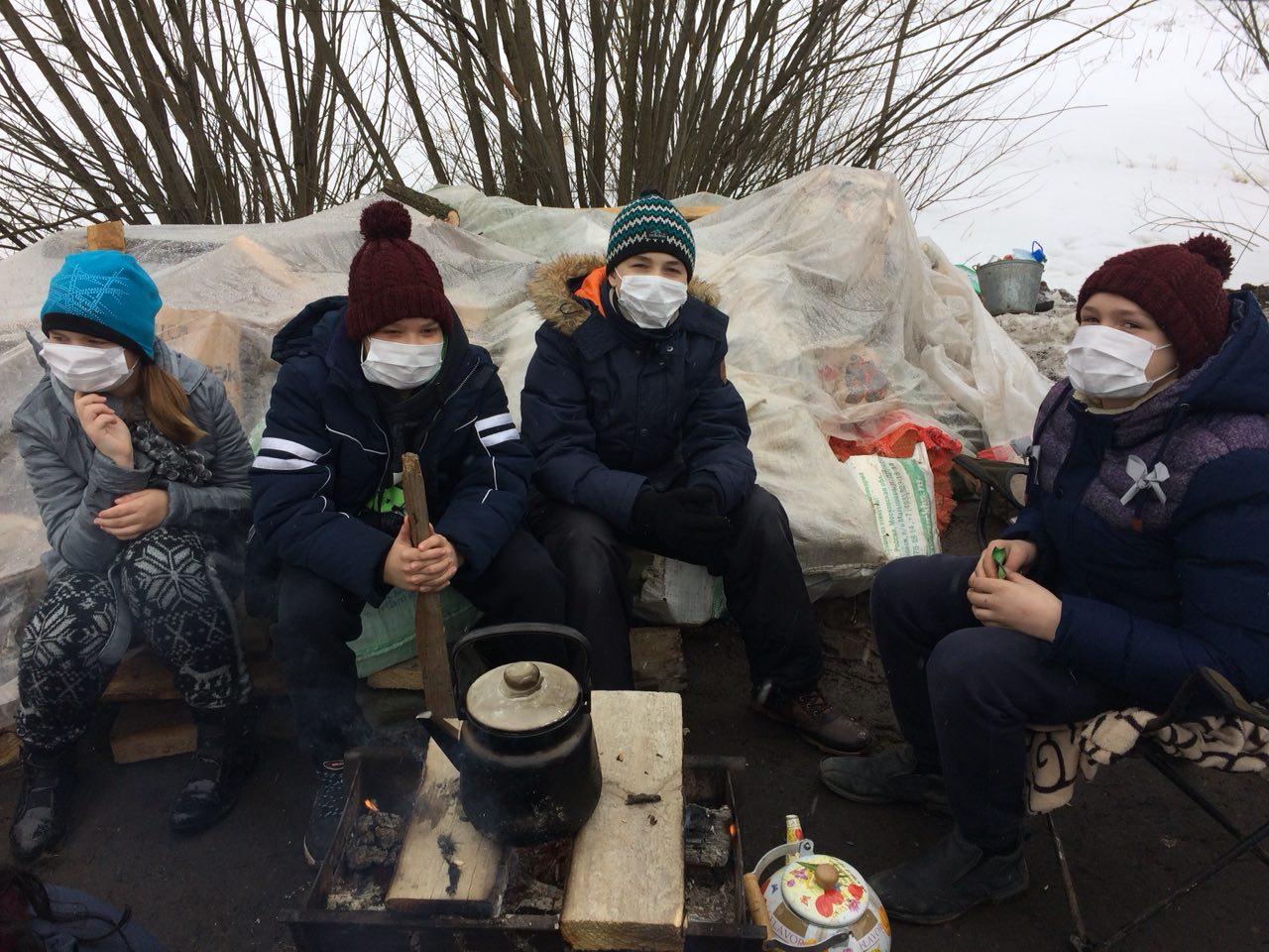 Бунт в Подмосковье.