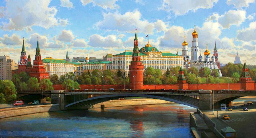 Москва, Кремль, Путин,народный протест,7 мая 2018.