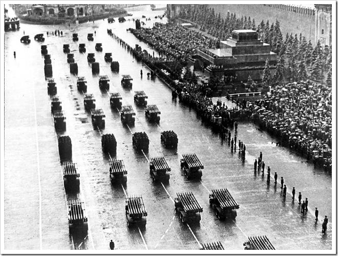 Парад Победы 24 июня 1945 г.