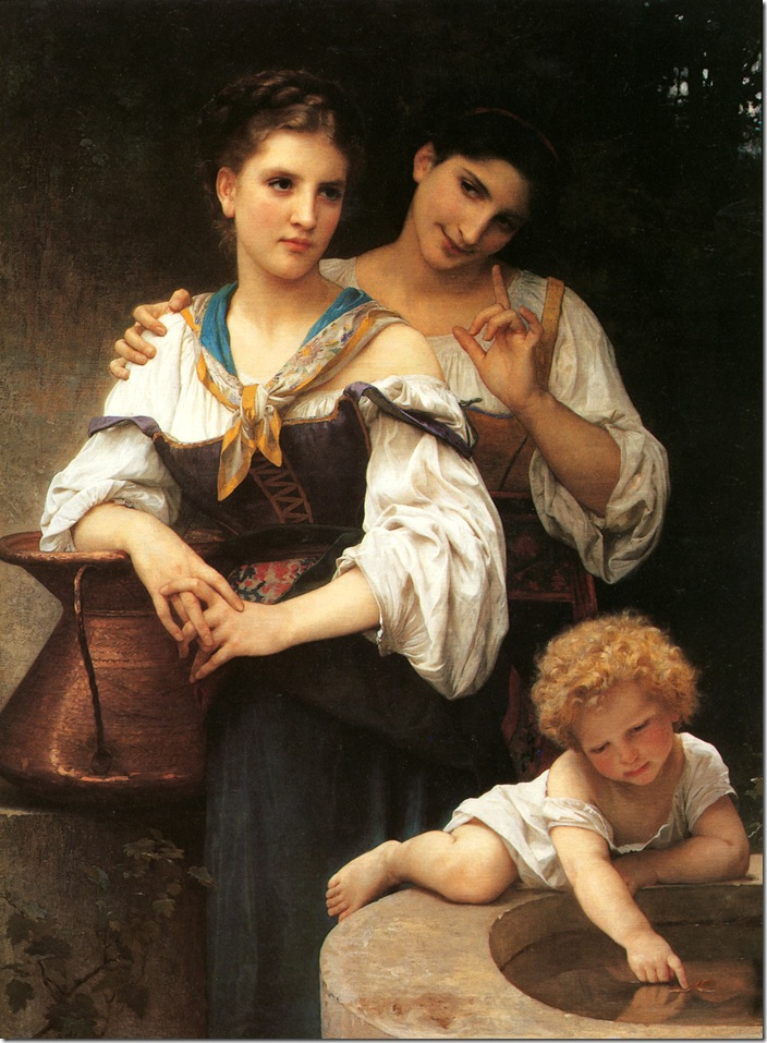 bouguereau_william_the_secretLe secret [The Secret]1876