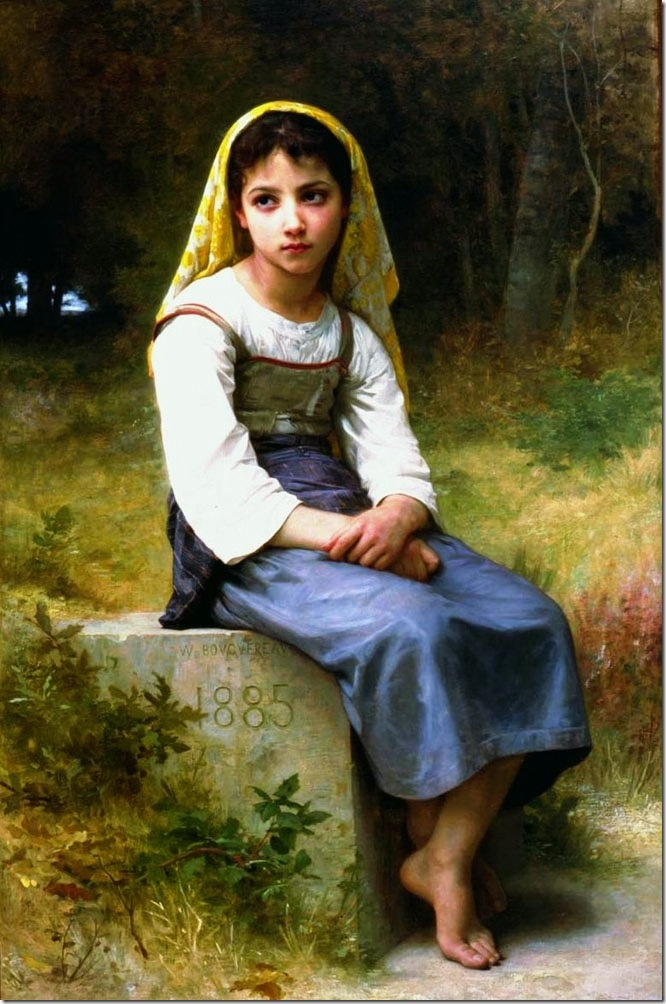 bouguereau_william_the_meditation_1885