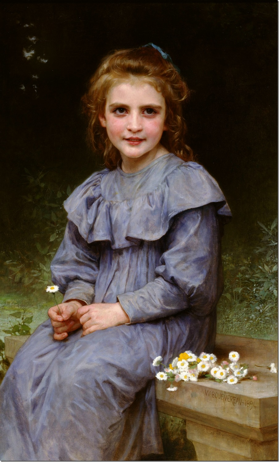 bouguereau_william_paquerettesPaquerettes [Daisies]1894-2