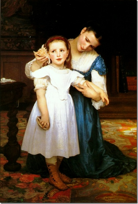bouguereau_william_the_seashellLe Coquillage [The Seashell]1871-2