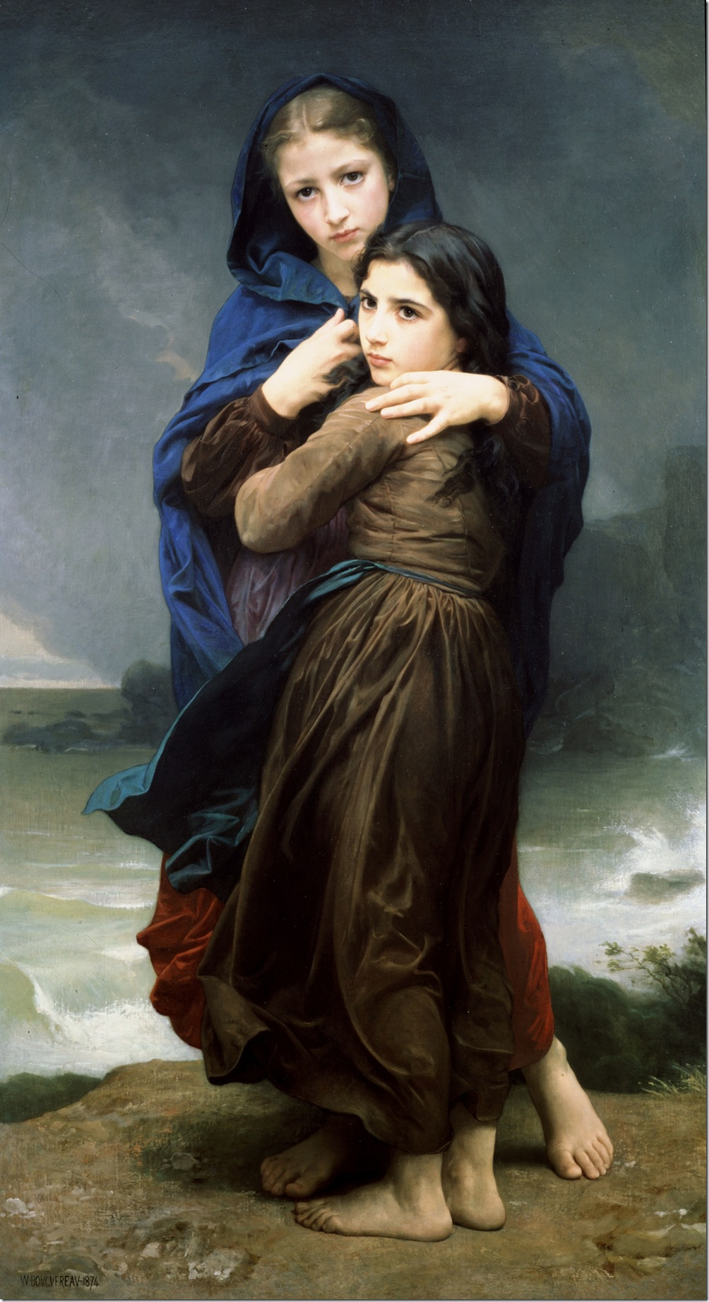 bouguereau_william_the_stormL'Orage [The Storm]1874-2
