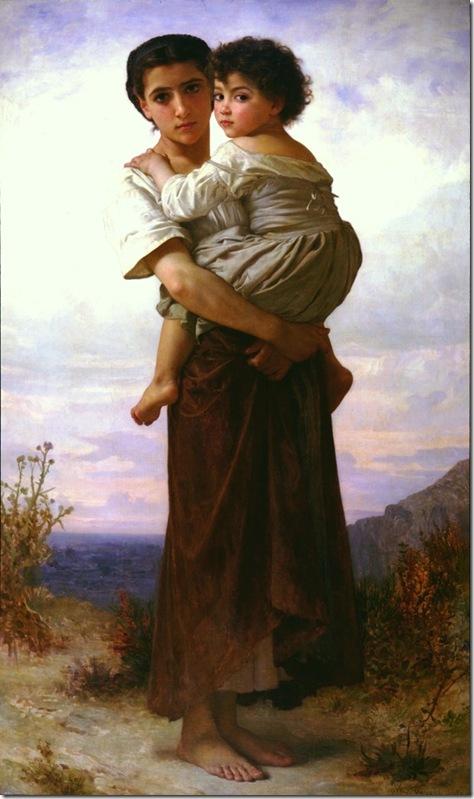 bouguereau_william_jeunes_bohemiennesJeunes Bohemiennes [Young Gypsies]1879