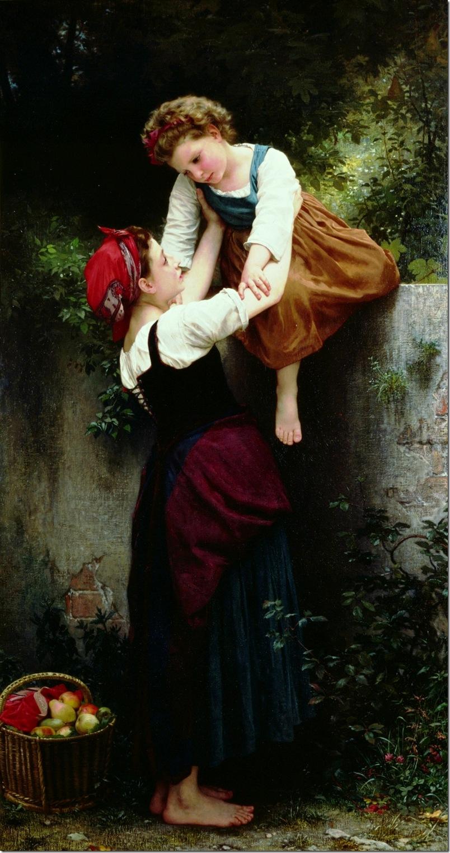 bouguereau_william_petites_maraudeusesPetites Maraudeuses [Little Thieves]1872