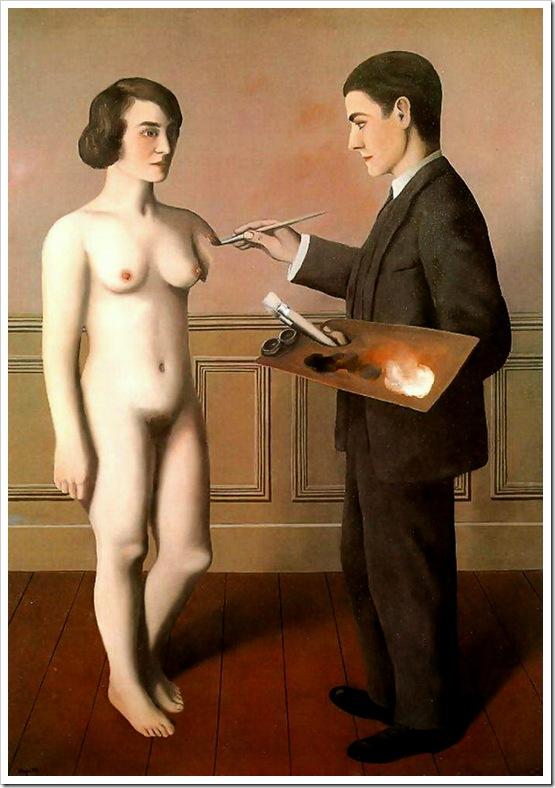 Рене Магритт. Попытка невозможного 1926
