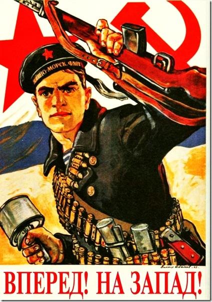 Вперед на Запад,военный плакат,И.В.Сталин,Cталин,портрет,советский,плакат,ссср,ussr,Stalin,portrait, soviet, poster,sahallin,Forward on the West