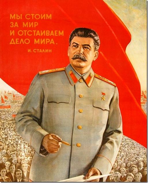 Мы стоим за мир и отстаиваем дело мира,И.В.Сталин,Cталин,портрет,советский,плакат,ссср,ussr,Stalin,portrait, soviet, poster,sahallin,We stand up for the world and we defend a cause of peace,ВЕЛИКИЙ СТАЛИН - GREAT STALIN,сахалин,sakhalin