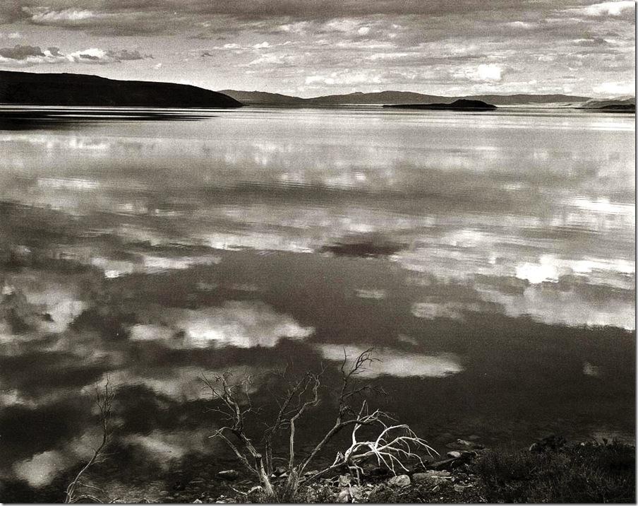mono_lake   Ansel Adams,photo,sahallin,Ансел Адамс,фото