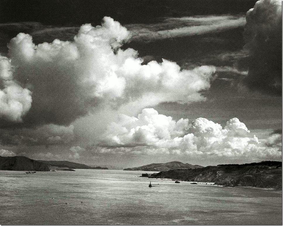 golden_gate_before_the_bridge   Ansel Adams,photo,sahallin,Ансел Адамс,фото
