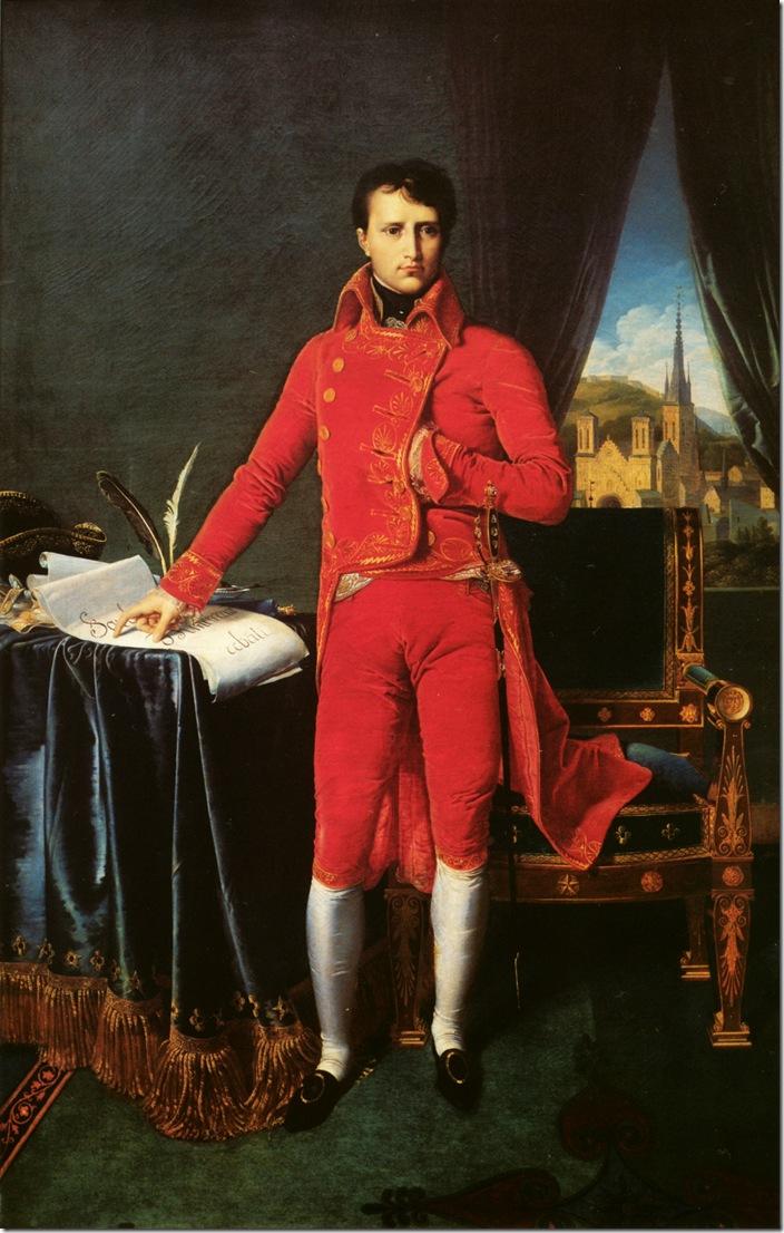 bonaparte_as_first_consul-1804,Жан Огюст Доминик Энгр – Jean Auguste Dominique Ingres,sahallin
