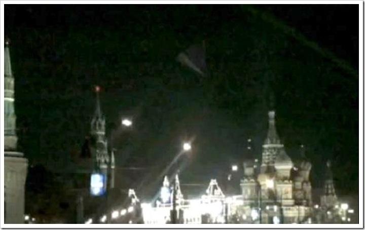 нло и кремль